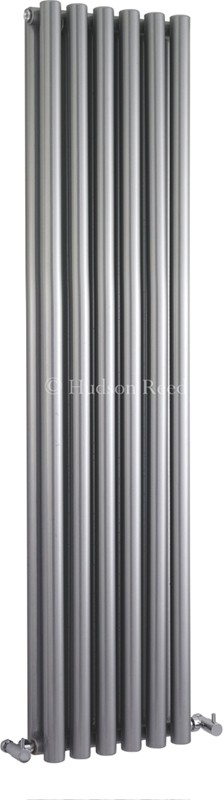 Savy Double Radiator (Silver). 354x1500mm. additional image