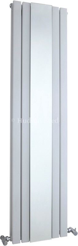 Sloane Mirror Radiator (White). 381x1500mm. additional image
