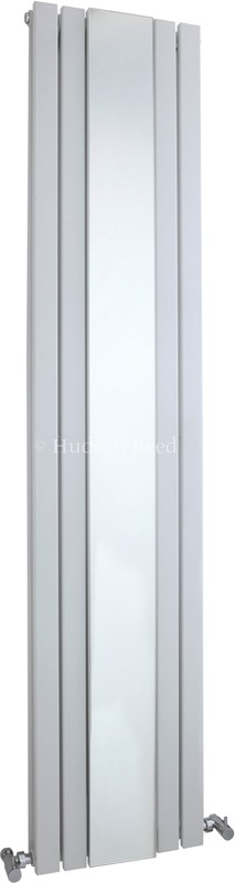 Sloane Mirror Radiator (White). 381x1800mm. additional image