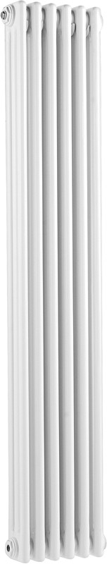 3 Column Vertical Radiator (White). 291x1500mm. additional image