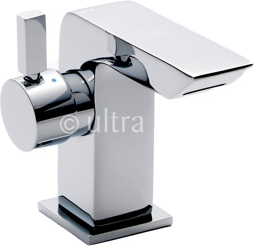 Waterfall Cloakroom Basin Tap (Chrome). additional image