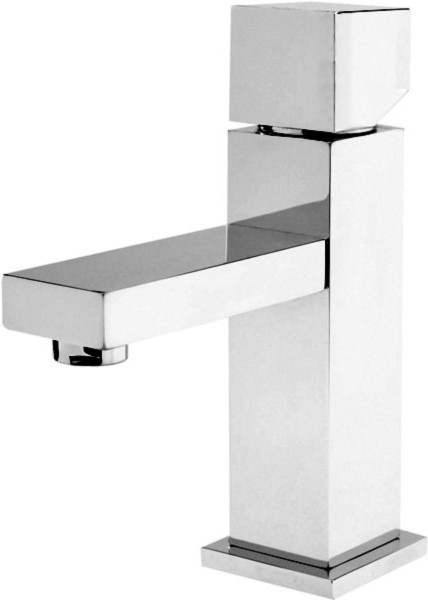 Basin Mixer Tap (Chrome). additional image