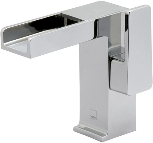 Waterfall Basin Tap (Chrome). additional image