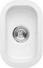 Click for Astracast Sink Lincoln undermount ceramic kitchen half-bowl.
