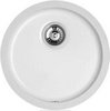 Click for Astracast Sink Lincoln round undermount ceramic drainer.