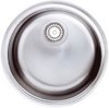 Click for Astracast Sink Onyx round bowl inset kitchen sink pack & Extras.