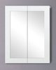 Click for Lucy Romsey bathroom cabinet.  550x700mm.