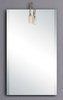 Click for Hudson Reed Shanon illuminated bathroom mirror.  Size 500x800mm.