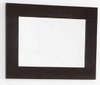 Click for daVinci Wenge bathroom mirror. Size 500x450mm.