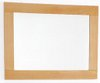 Click for daVinci Beech bathroom mirror. Size 800x600mm.
