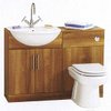 Click for daVinci Cherry bathroom furniture suite.  1100x810x300mm.